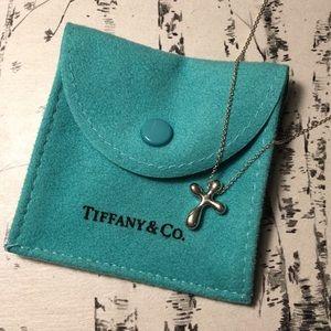 Tiffany & Co Cross pendant